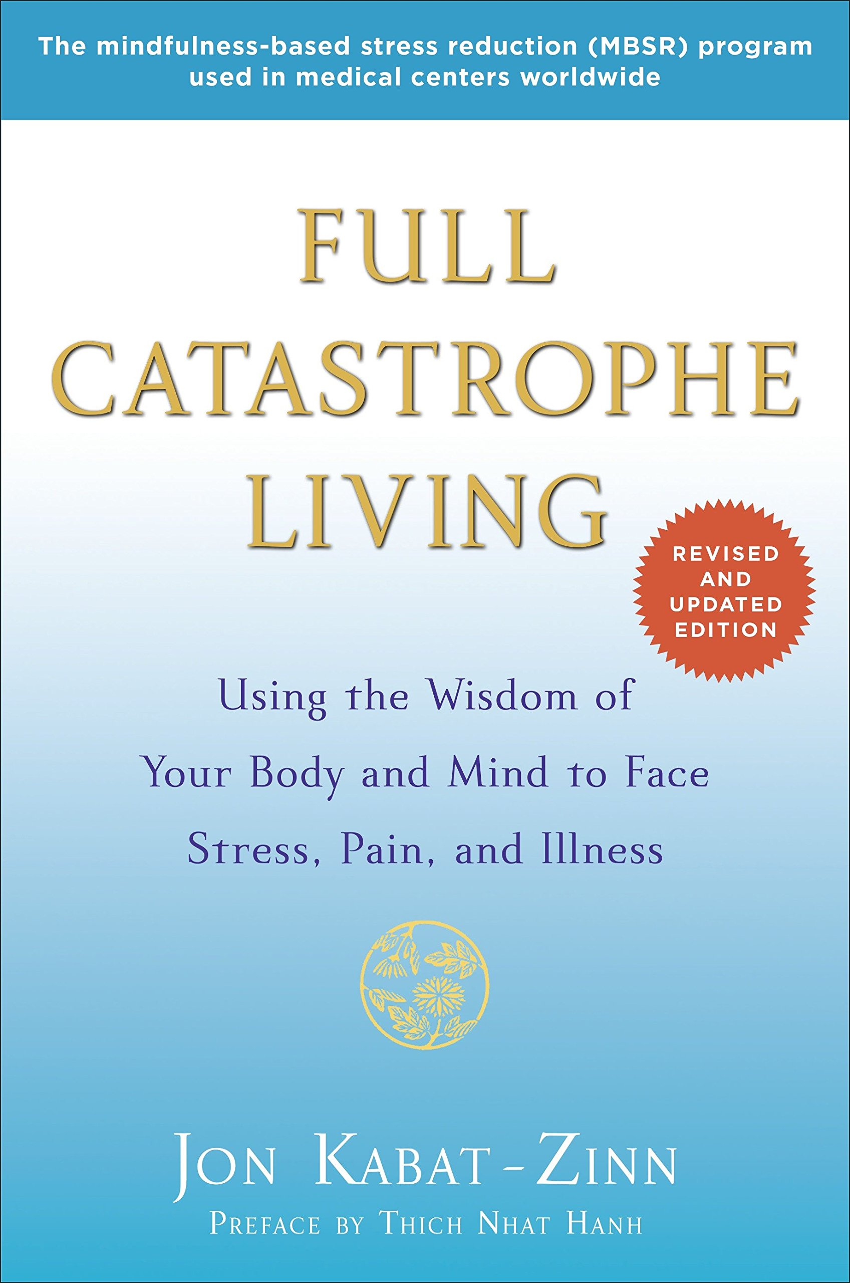 Book cover for Full Catastrophe Living