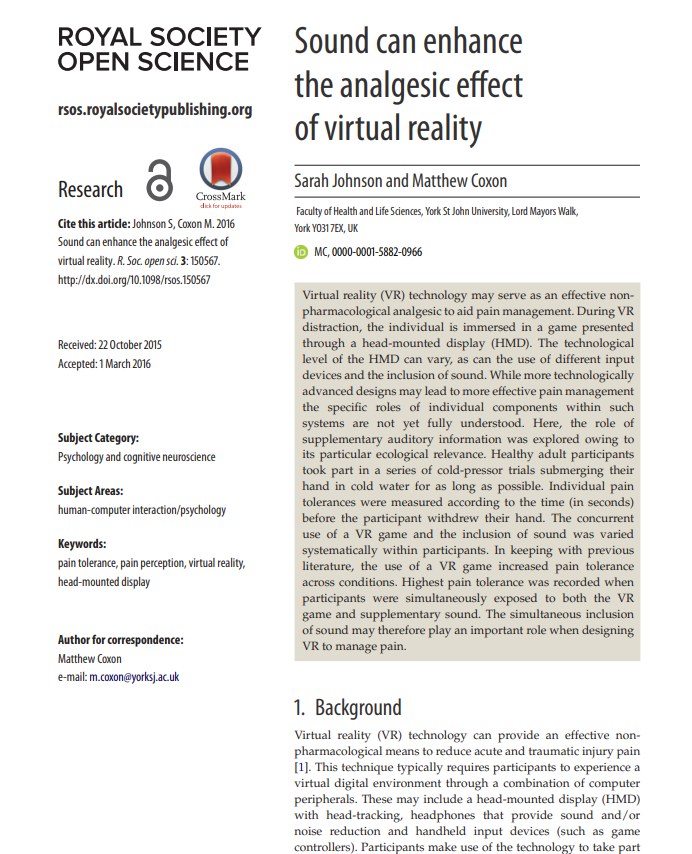 online PDF screenshot of research article